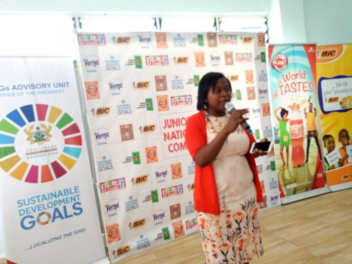 Central Region: Junior Graphic Essay Contest Workshop Organized for about 400 Basic School Pupils in Cape Coast 4