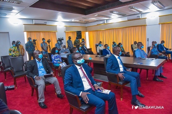 Vice President Bawumia launches Online Scholarship Application System 1
