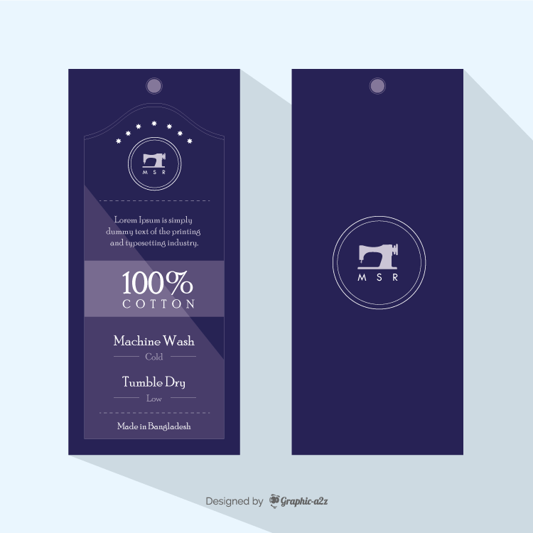 Clothing Hang tag collection Free Vector on Graphic-a2z