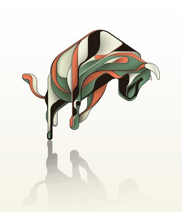 animals-illustrations-Charles-Williams-03