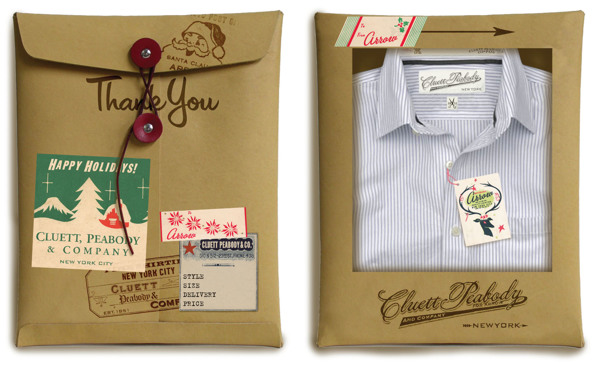 Arrow Cluett Labels and Packaging by Glenn Wolk 20