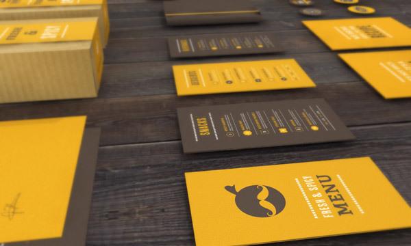 Restaurant Branding 07