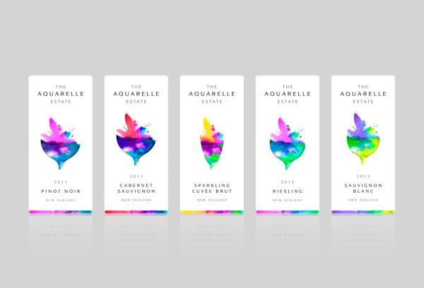 London-Studio-Aquarelle-Watercolour-Lockups