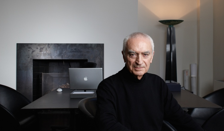 massimo-vignelli photo copyright John Madere