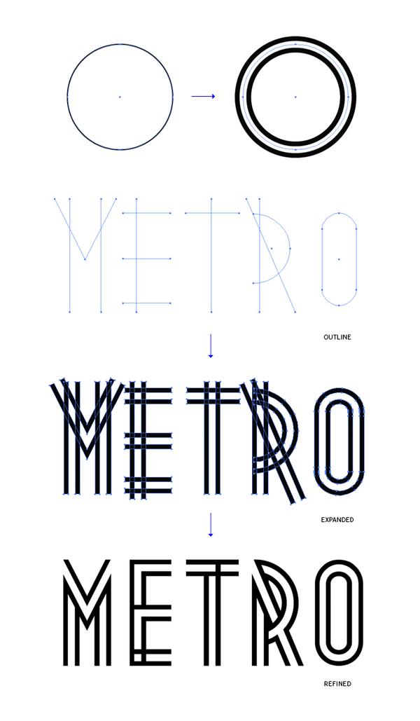 Metropolis 1920 Font-2