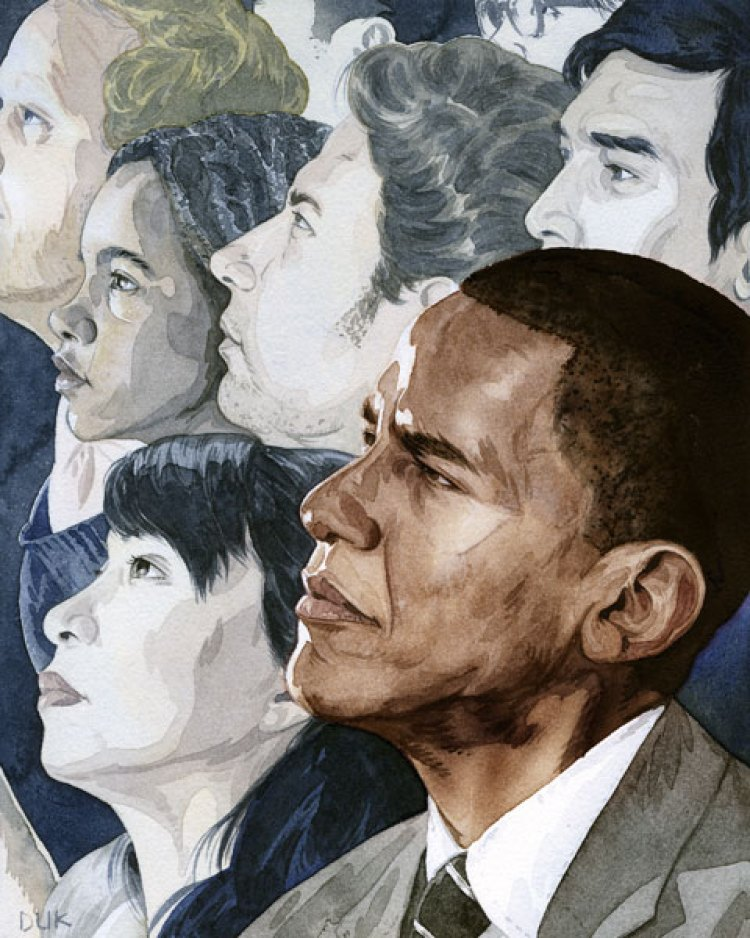 obama-watercolor2-Kyungduk Kim