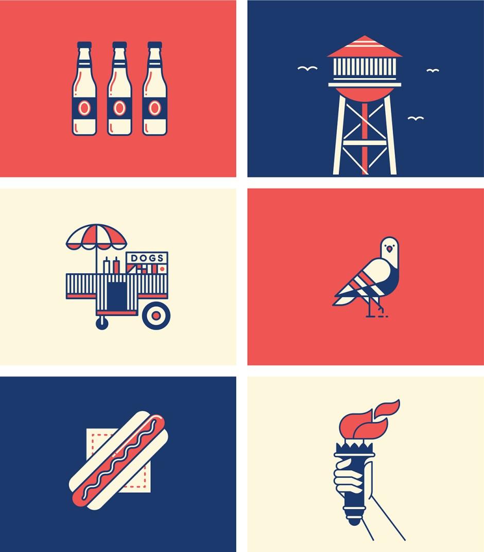 NewYork-postcard-set-3