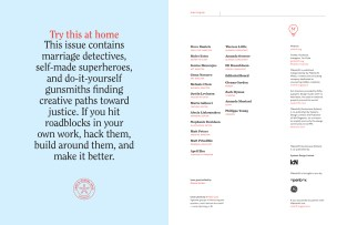 Makeshift #12: Laws & Orders