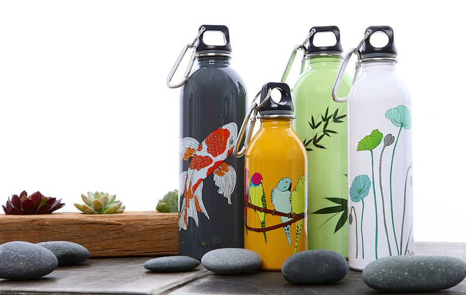 Earth Lust Eco-Friendly Bottles by Yana Beylinson - 04