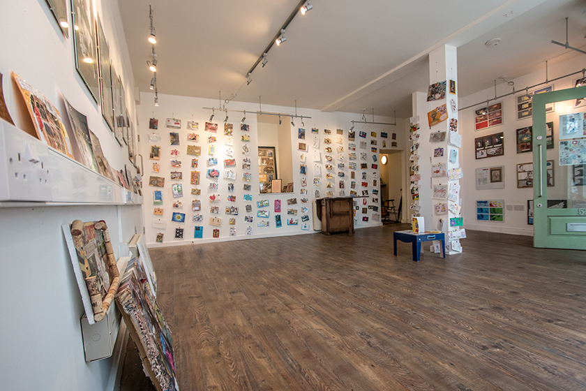 Mail Art Gallery