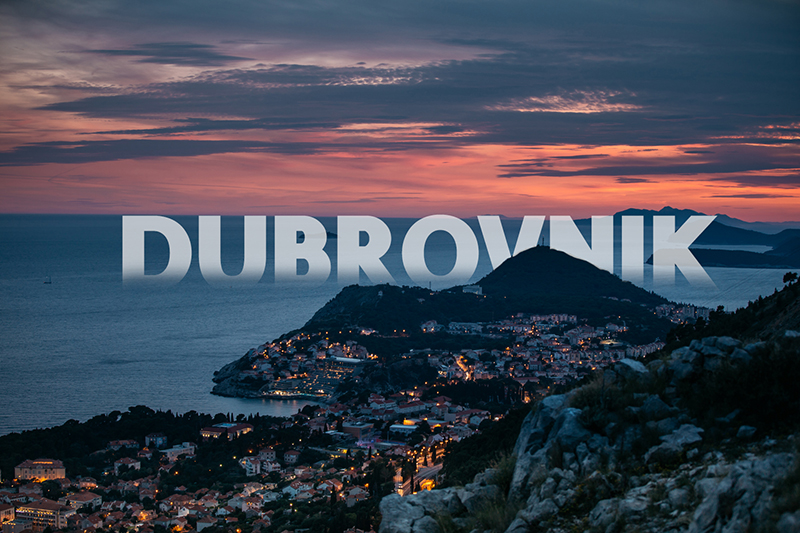 Dubrovnik-Pearl of Adriatic -12