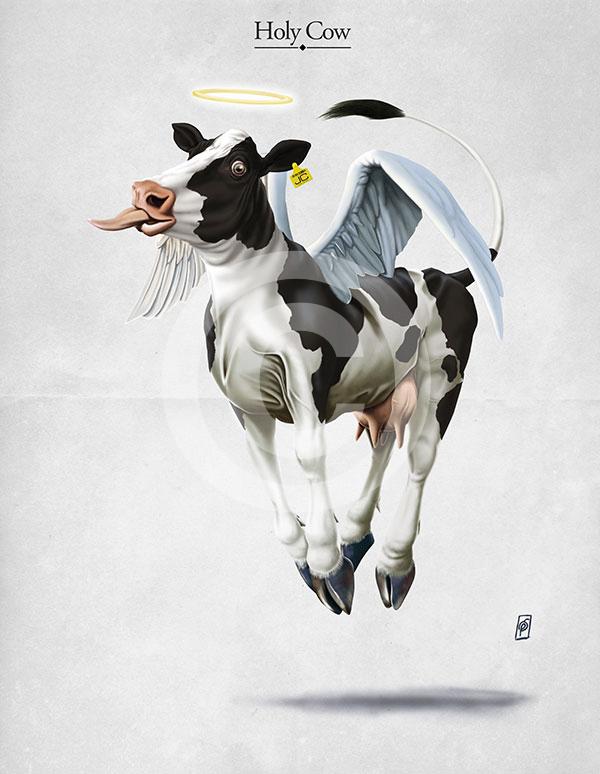 Holy Cow © Rob Snow