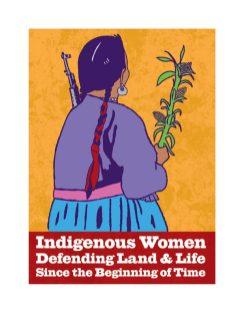 Melanie Cervantes: Indigenous Woman
