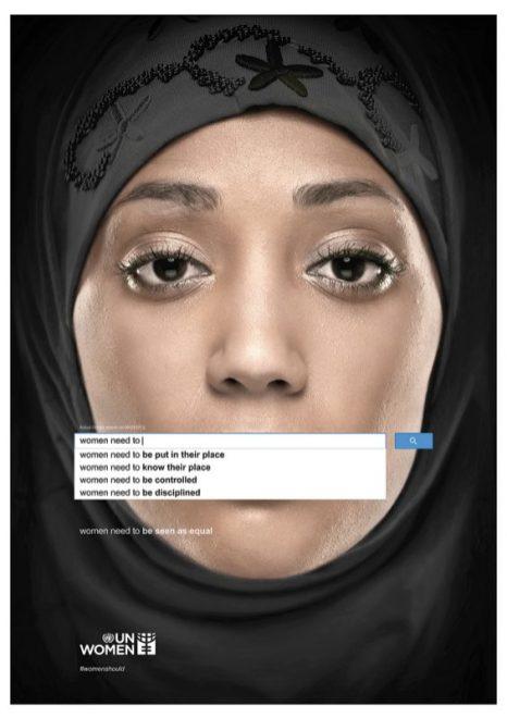 Memac / Ogilvy Dubai: UN Women - Women Need To