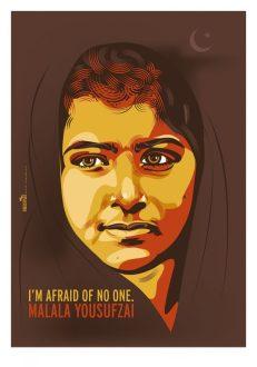 Michael Thompson: I'm Afraid of No One, Malala Yousufzai