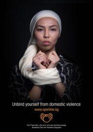 Anon: Women of Kyrgyzstan Unbind Yourself