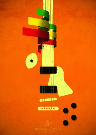 2nd Prize/Student Category - Bob's Guitar by Jyri Mattsson, Finland