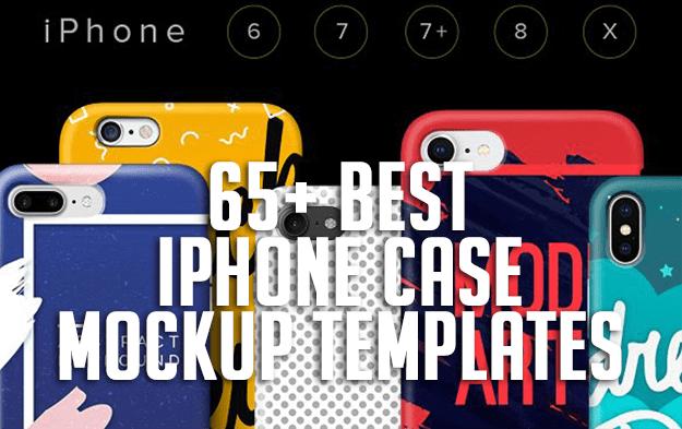 65 Best Iphone Case Mockup Templates Graphic Design Resources