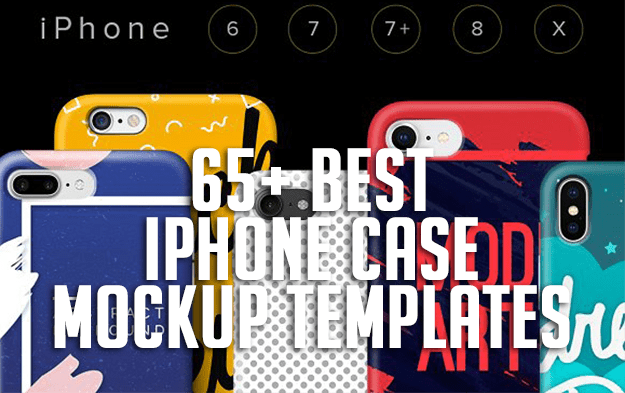 65+ Best iPhone Case Mockup Templates