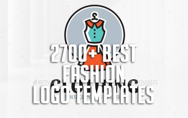 2700+ Best Fashion Logo Templates