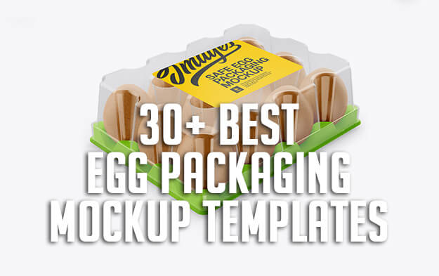 30 Best Egg Packaging Mockup Templates Graphic Design Resources