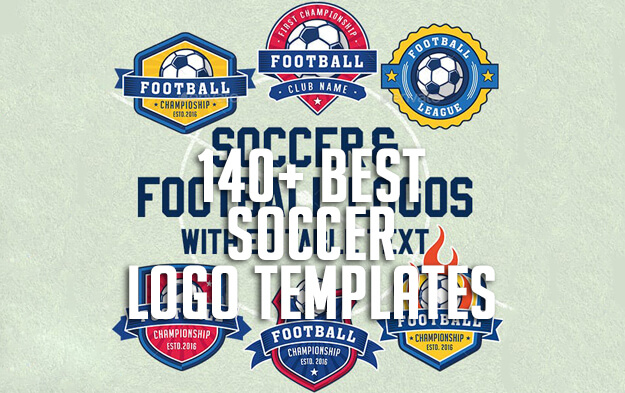 140+ Best Soccer Logo Templates
