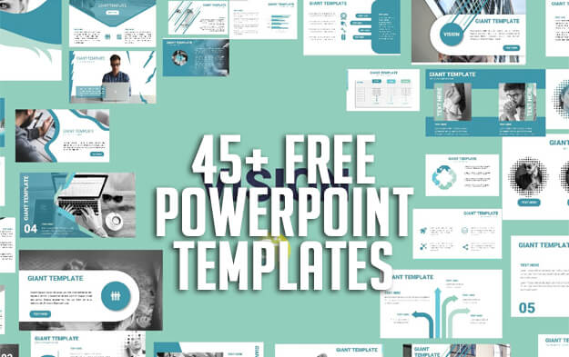 45+ Best Free PowerPoint Templates