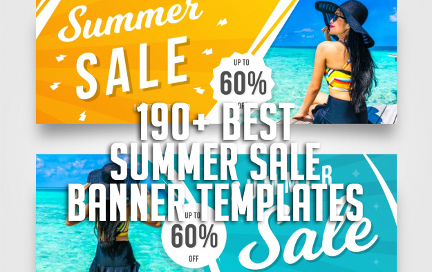 190+ Best Summer Sale Banner Templates