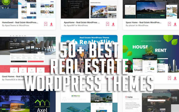 50+ Best Real Estate WordPress Themes for 2019