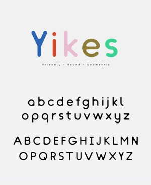 graphicghost_yikes_typeface