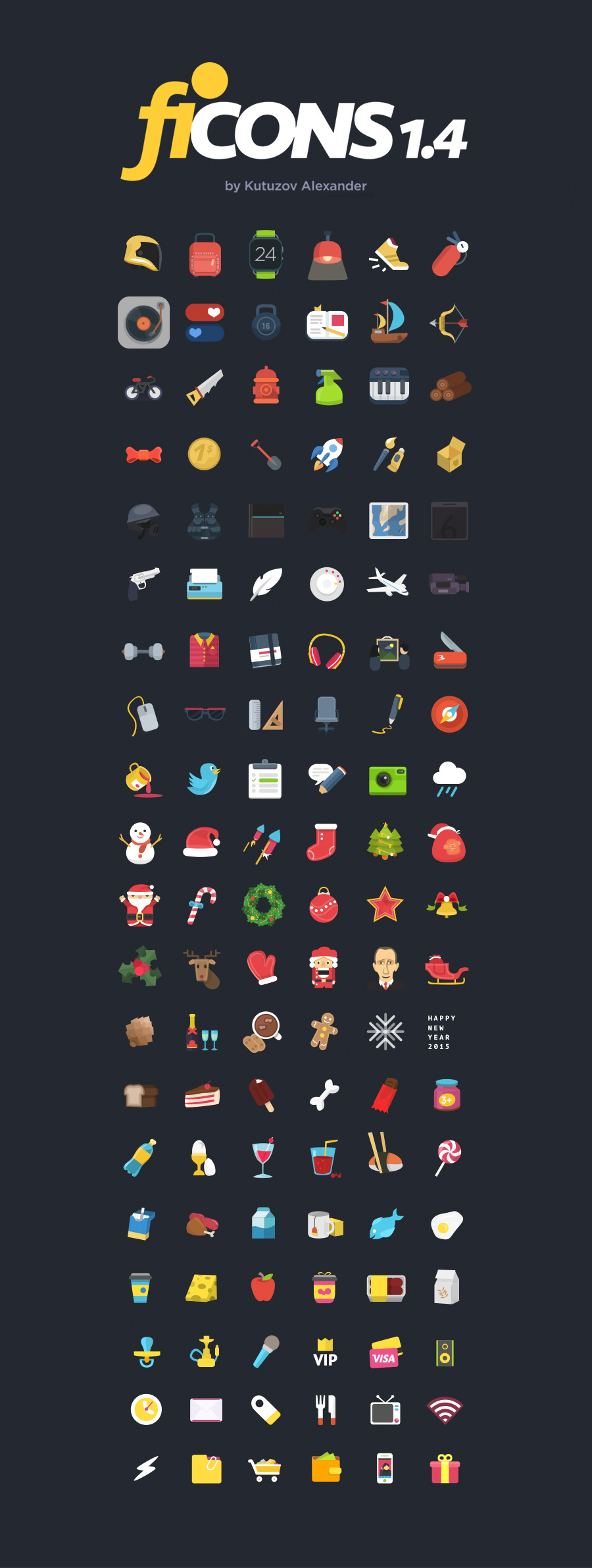 graphicghost_ficons_120_colorful_flat_icons