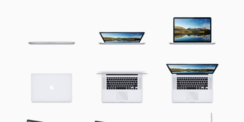 Graphic Ghost - 15 Scalable MacBook Pro Mockups