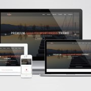 Graphic Ghost - Polmo - Wordpress Theme