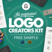 Graphic Ghost - The Professional Logo Creators Kit Free Sample
