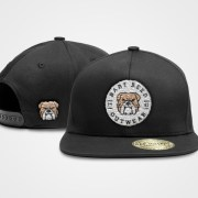 Graphic Ghost - Snapback Cap PSD Mockup