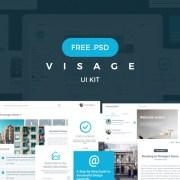 Graphic Ghost - Visage UI Kit