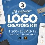 Graphic Ghost - The Professional Logo Creators Kit