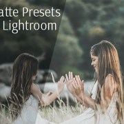 Graphic Ghost - Free Matte Presets