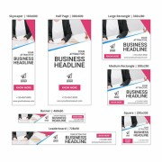 Graphic Ghost - Business Banner - SEA Ad Templates