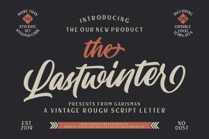Graphic Ghost - The Last Winter Script