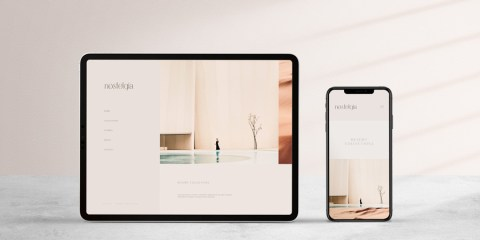 Graphic Ghost - Free Mobile Devices Mockup