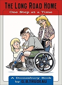 The Long Road Home One Step At A Time Graphic Medicine