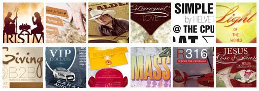 Premium Church Marketing Templates