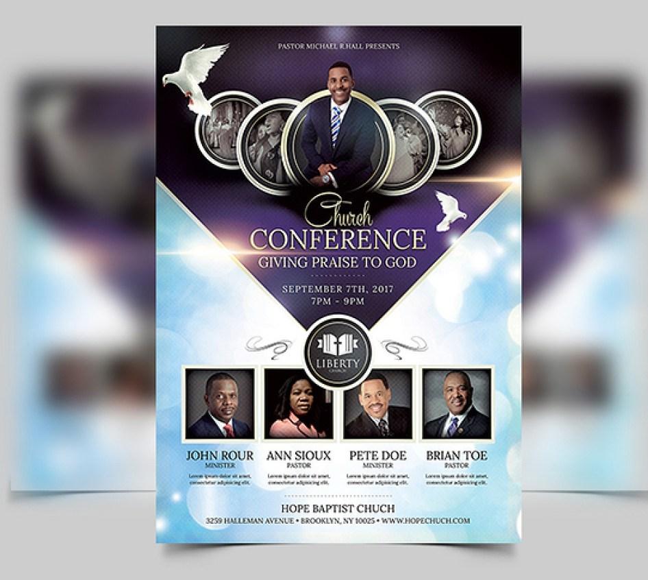 Praise Church Flyer1