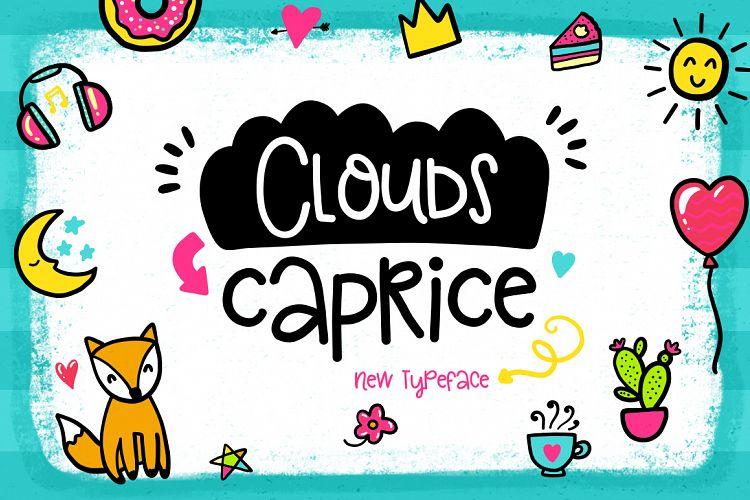 Clouds Caprice