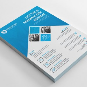 PSD Business Flyer Templates