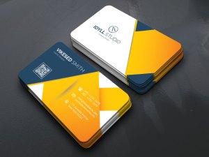 EPS Creative Name Card Templates