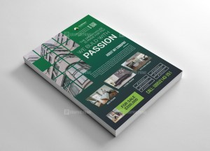 Business Real Estate Flyer Templates