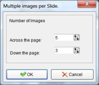 photo slide show multiple images per slide
