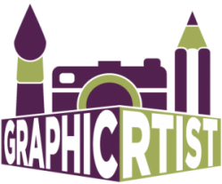 GraphicRtist logo/purple v3.0